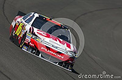 NASCAR:  Oct 08 Pepsi Max 400 Editorial Photography
