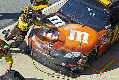 NASCAR:  Oct 31 AMP Energy Juice 500 Editorial Photo