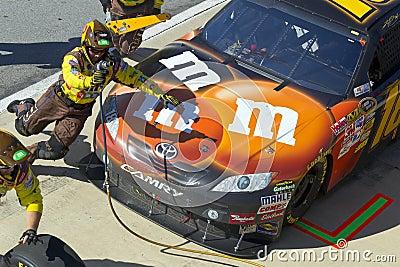 NASCAR:  Oct 31 AMP Energy Juice 500 Editorial Photo