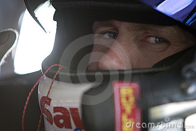 NASCAR:  October 02 Kansas Lottery 300 Editorial Stock Photo