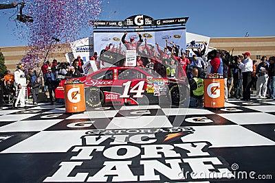NASCAR:  October 04 Price Chopper 400 Editorial Stock Photo