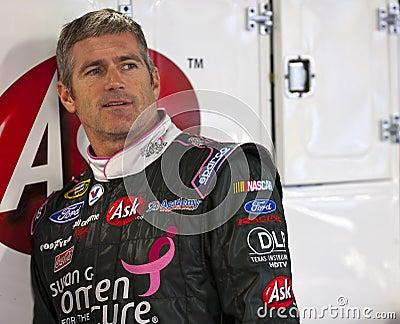 NASCAR:  October 15 NASCAR Banking 500 Editorial Image