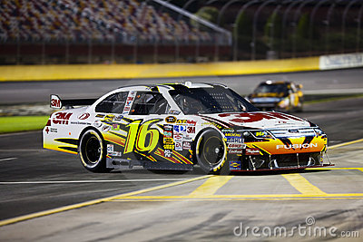NASCAR:  October 15 NASCAR Banking 500 Editorial Image