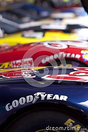 NASCAR:  October 30 Amp Energy 500 Editorial Photography