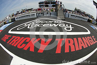 NASCAR: Pocono 400 Editorial Stock Photo