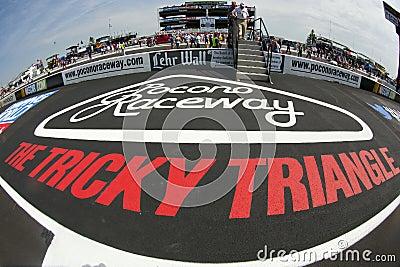 NASCAR: Pocono 400 Editorial Stock Photo