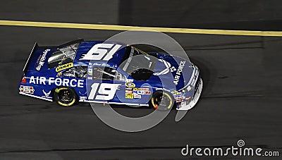 NASCAR - Sadler In Motion! Editorial Stock Image