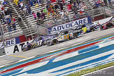 NASCAR:  Sep 06 Advocare 500 Editorial Stock Photo