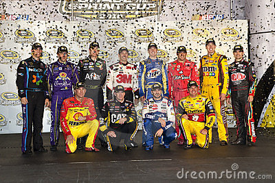 NASCAR:  Sep 11 Air Guard 400 Editorial Image