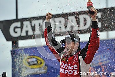 NASCAR:  Sep 19 Geico 400 Editorial Photo