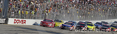 NASCAR:  Sep 25 Dover 200 Editorial Image