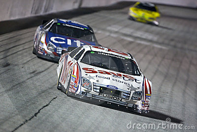 NASCAR:  September 05 Degree V12 300 Editorial Image