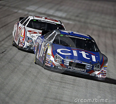 NASCAR:  September 05 Degree V12 300 Editorial Photo
