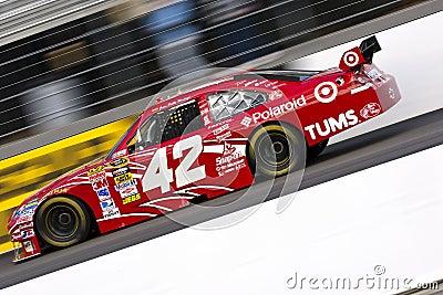 NASCAR:  September 19 Sylvania 300 Editorial Stock Image