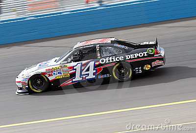 NASCAR Sprint Cup Champion driver Tony Stewart Editorial Stock Photo