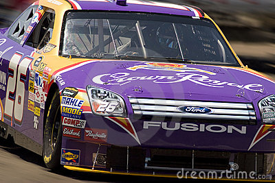NASCAR Sprint Cup Jamie McMurray Editorial Photo