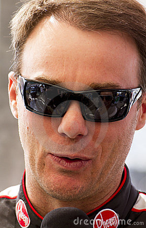 NASCAR Sprint Cup race driver Kevin Harvick Editorial Stock Image