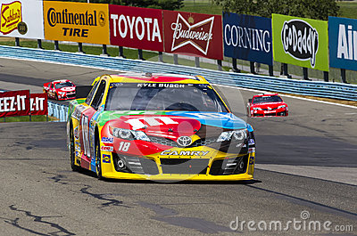 NASCAR 2013:  Sprint Cup Series Cheez-It 355 at The Glen August Editorial Photography