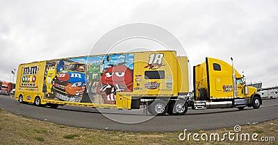 NASCAR:  Sprint Cup Series Coca Cola 600 21 May Editorial Photo