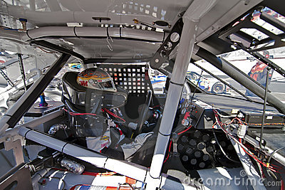 NASCAR Sprint Cup Series Food City 500 Editorial Stock Image