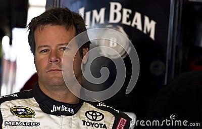 NASCAR Sprint Cup Series Samsung 500 Apr 4 Editorial Stock Photo