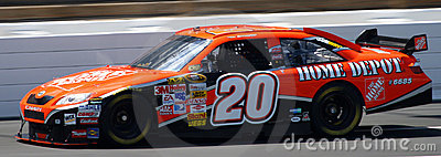 NASCAR - Stewart s #20 Home Depot COT Editorial Image