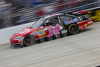 NASCAR: Tony Stewart on track at Dover Editorial Photo