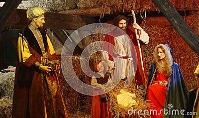 Nascimento do Jesus Cristo