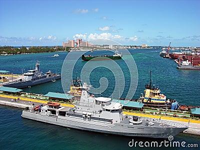 Nassau Ships