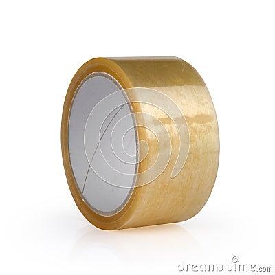 Nastro Adesivo Trasparente Immagine Stock - Immagine: 38621531