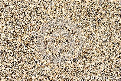 Nat zand