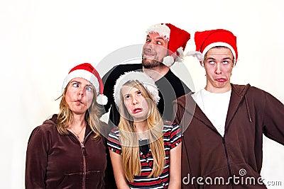 Natal da família