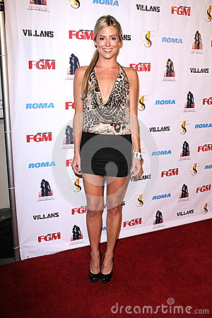 Natalie Getz at the FGM Swimsuit Issue Launch Hosted By Roma Swimwear, The Colony, Hollywood, CA 05-26-12 Editorial Image