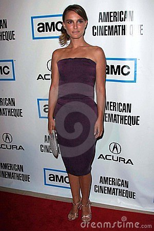 Natalie Portman Editorial Stock Photo