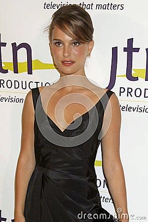 Natalie Portman Editorial Photo