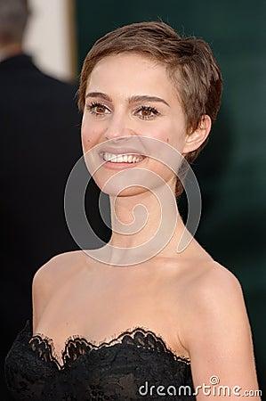 Natalie Portman Editorial Stock Image
