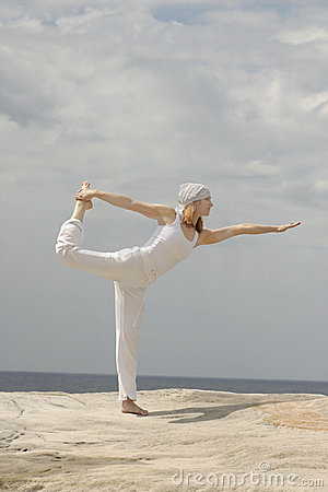 Free Nataraja-asana Stock Photography - 30282
