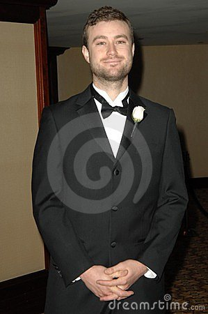 Nathan Levine-Heaney at the 23rd Annual American Society of Cinematographers Outstanding Achievement Awards. Century Plaza Hotel,  Editorial Stock Photo