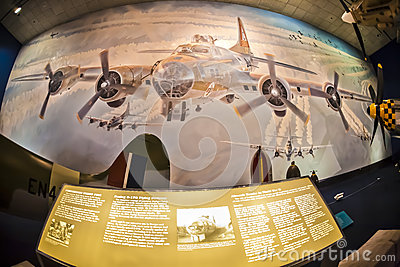 National air and space museum Editorial Image