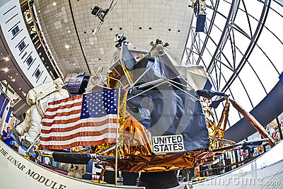 National air and space museum Editorial Stock Photo