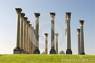 National Columns Landmark