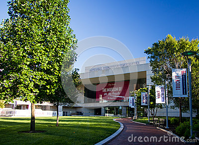 National Constitution Center Editorial Stock Image