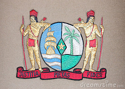 National Emblem of Suriname