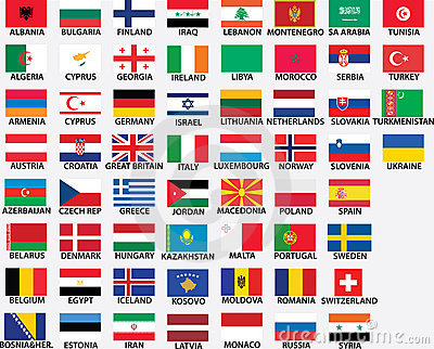 Flags Patterns Of All Countries Lena Patterns
