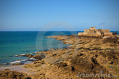 The National Fort at Saint Malo