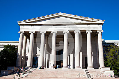 National Gallery of Art Editorial Stock Image