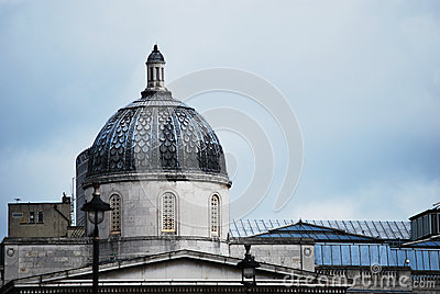 The National Gallery Dome