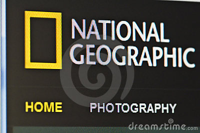 National geographic Editorial Stock Photo