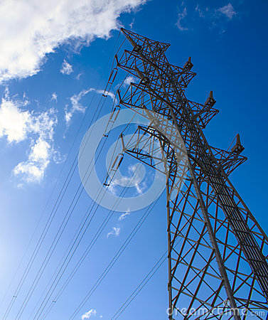 National grid power