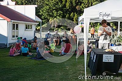 National Jazz festival, Tauranga. Editorial Stock Image